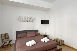 B&B La Casa del Marchese, Отели типа «постель и завтрак»  Агридженто - big - 6