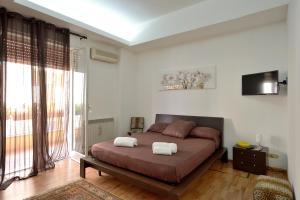 B&B La Casa del Marchese, Отели типа «постель и завтрак»  Агридженто - big - 12