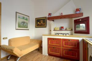 B&B La Casa del Marchese, Отели типа «постель и завтрак»  Агридженто - big - 13
