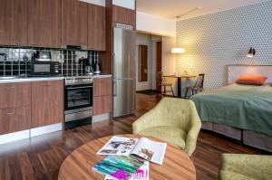 Forenom Apartments Espoo Tapiola, Ferienwohnungen  Espoo - big - 4