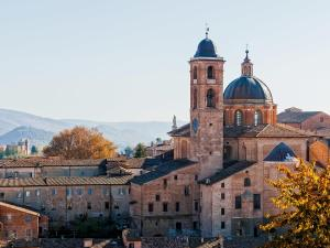 B&B Villa Paradiso, Bed & Breakfasts  Urbino - big - 26