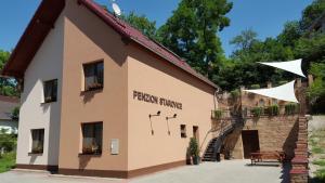 Penzion Starovice