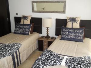 Questzal D7 Bahia Principe Sian Kaan 2BDR Penthouse, Apartmanok  Akumal - big - 12