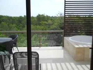 Questzal D7 Bahia Principe Sian Kaan 2BDR Penthouse, Apartmanok  Akumal - big - 9