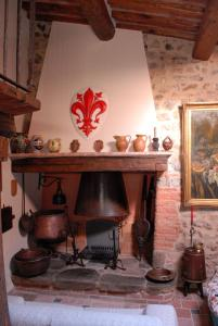 Borgo San Gusmè, Ferienwohnungen  San Gusmè - big - 4