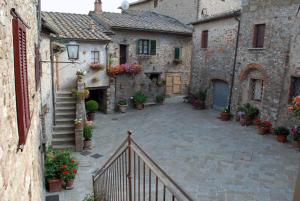 Borgo San Gusmè, Apartmány  San Gusmè - big - 41