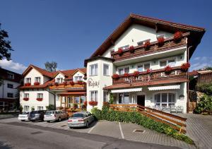 Hotel Rajsky, Szállodák  Český Krumlov - big - 1