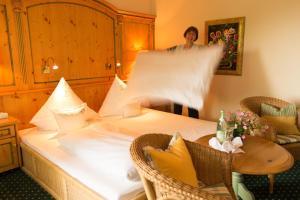 Garden-Hotel Reinhart, Hotely  Prien am Chiemsee - big - 6