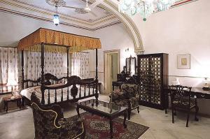 Alsisar Haveli - Heritage Hotel, Hotely  Jaipur - big - 14