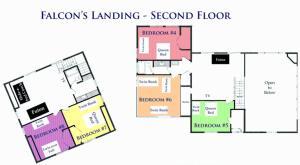 Eight-Bedroom Apartment