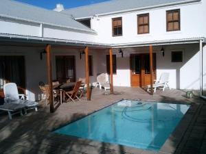Montarbre Cottage, Pensionen  Franschhoek - big - 10