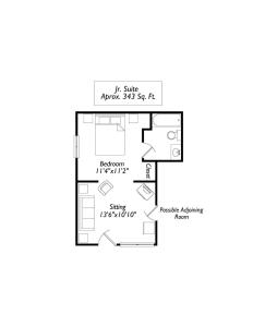 Junior Suite - Exterior Access Pet Friendly