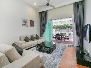 Home-Suites in Straits Quay, Penang, Апартаменты  Танджунг-Бунга - big - 86