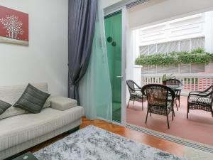 Home-Suites in Straits Quay, Penang, Апартаменты  Танджунг-Бунга - big - 85