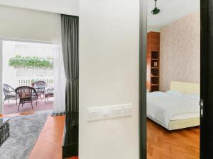 Home-Suites in Straits Quay, Penang, Апартаменты  Танджунг-Бунга - big - 83