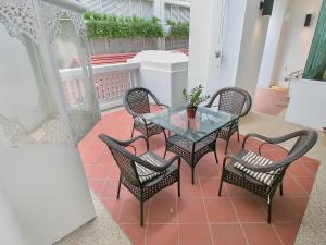 Home-Suites in Straits Quay, Penang, Апартаменты  Танджунг-Бунга - big - 82