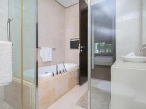 Home-Suites in Straits Quay, Penang, Апартаменты  Танджунг-Бунга - big - 75