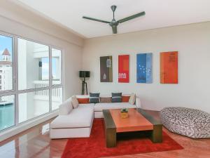 Home-Suites in Straits Quay, Penang, Апартаменты  Танджунг-Бунга - big - 63