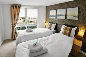 Thistle Apartments - King's Apartment, Apartmány  Aberdeen - big - 1