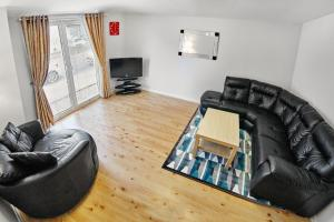 Thistle Apartments - King's Apartment, Apartmány  Aberdeen - big - 7