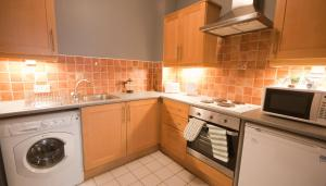 IFSC Dublin City Apartments by theKeyCollection, Apartmanok  Dublin - big - 18