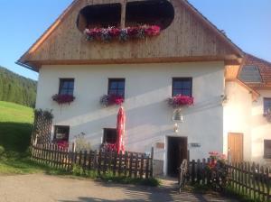 Zechnerhof Fam. Forcher, Farmházak  Zeutschach - big - 28