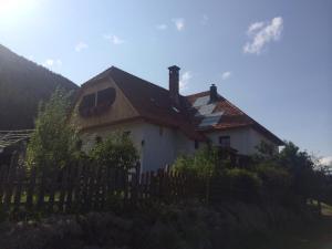 Zechnerhof Fam. Forcher, Farmházak  Zeutschach - big - 26
