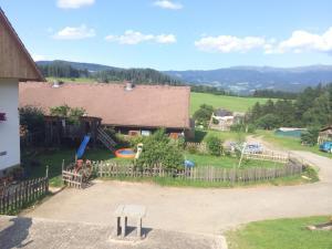 Zechnerhof Fam. Forcher, Farmházak  Zeutschach - big - 27