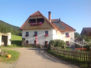 Zechnerhof Fam. Forcher, Farmházak  Zeutschach - big - 30