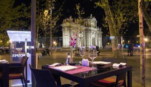 Foto Hospes Puerta de Alcalá