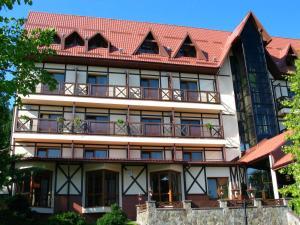 Отель Эдельвейс, Яремче