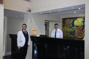 Saros Hotel, Hotely  Halic - big - 12