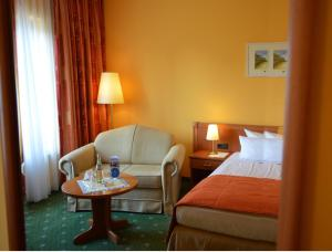 Nautic Usedom Hotel & SPA, Отели  Козеров - big - 68