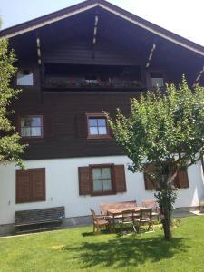 Pension Kuntschner, Ubytování v soukromí  Mittersill - big - 26