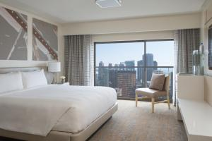 King or Double Room with Executive Lounge Access