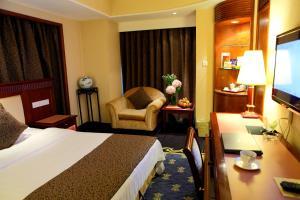 Jinhui Hotel, Отели  Нанкин - big - 15