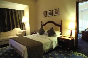 Jinhui Hotel, Отели  Нанкин - big - 16