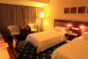 Jinhui Hotel, Отели  Нанкин - big - 9