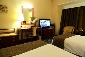 Jinhui Hotel, Отели  Нанкин - big - 11