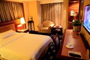 Jinhui Hotel, Отели  Нанкин - big - 6