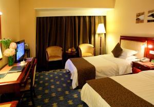 Jinhui Hotel, Отели  Нанкин - big - 4