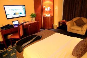 Jinhui Hotel, Отели  Нанкин - big - 2