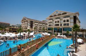 Crystal Palace Luxury Resort & Spa - Ultra All Inclusive, Курортные отели  Сиде - big - 15