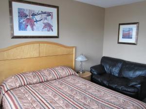 Bulkley Valley Motel, Motelek  New Hazelton - big - 11