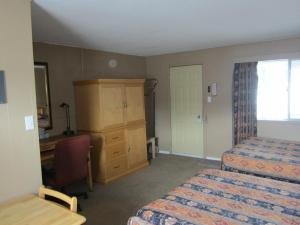 Bulkley Valley Motel, Motelek  New Hazelton - big - 3