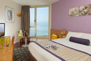Leonardo Plaza Hotel Dead Sea, Hotel  Neve Zohar - big - 18