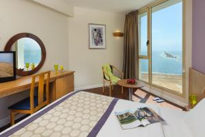 Leonardo Plaza Hotel Dead Sea, Hotel  Neve Zohar - big - 10