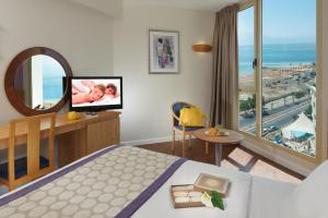 Leonardo Plaza Hotel Dead Sea, Hotel  Neve Zohar - big - 19
