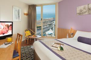 Leonardo Plaza Hotel Dead Sea, Hotel  Neve Zohar - big - 8