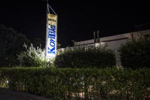 Hotel Kon Tiki, Hotely  San Vincenzo - big - 64